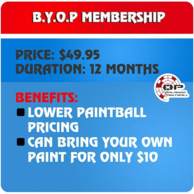 BYOP Membership