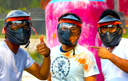Orlando Paintball Indoor And Outdoor Paintball Facility